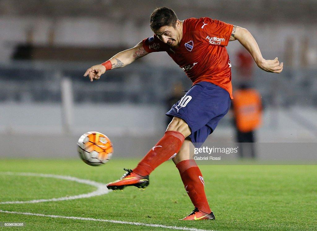 Independiente v Chapecoense - Copa Sudamericana 2016 : News Photo