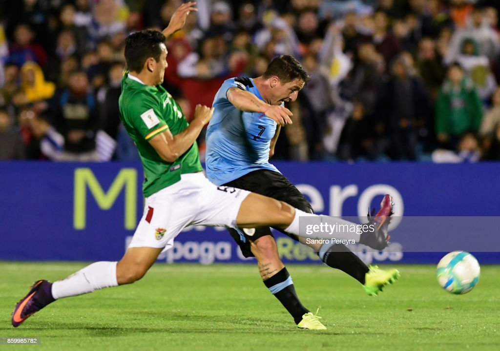 Uruguay v Bolivia - FIFA 2018 World Cup Qualifiers