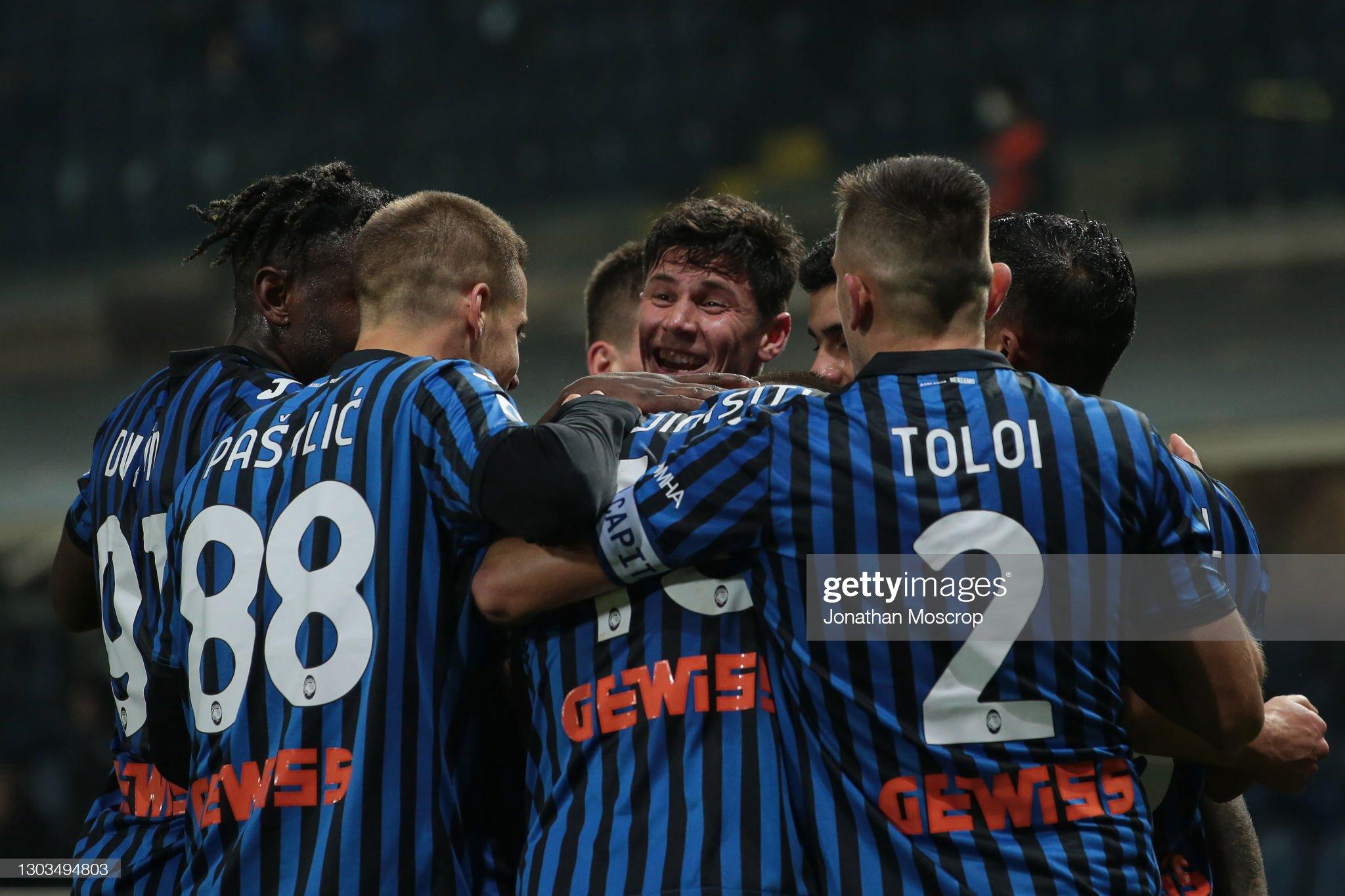 Atalanta BC  v SSC Napoli - Serie A : News Photo