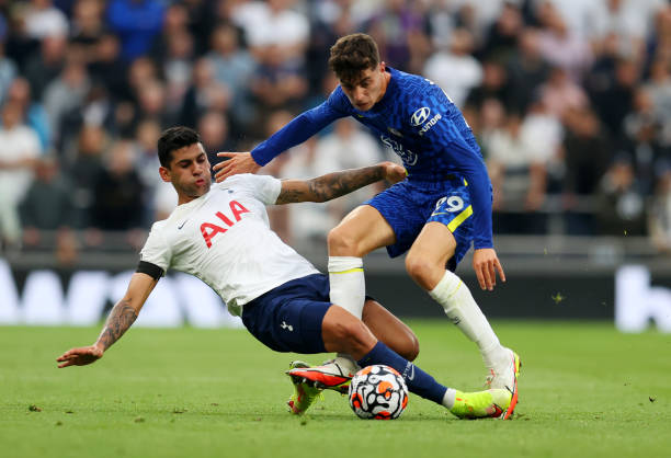 GBR: Tottenham Hotspur v Chelsea - Premier League