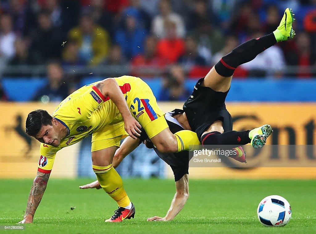 Romania v Albania - Group A: UEFA Euro 2016 : News Photo