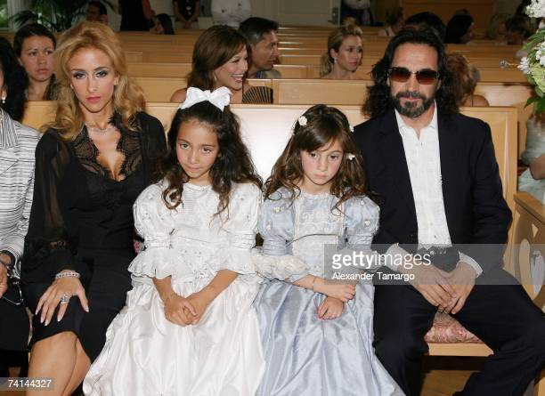 Cristian Solis daughters Alison Janine Marco Antonio Solis prepare for Charytin Goyco's dream wedding at Walt Disney World at the Grand Floridian...