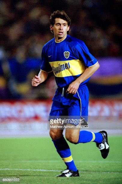 Cristian Traverso Boca Juniors