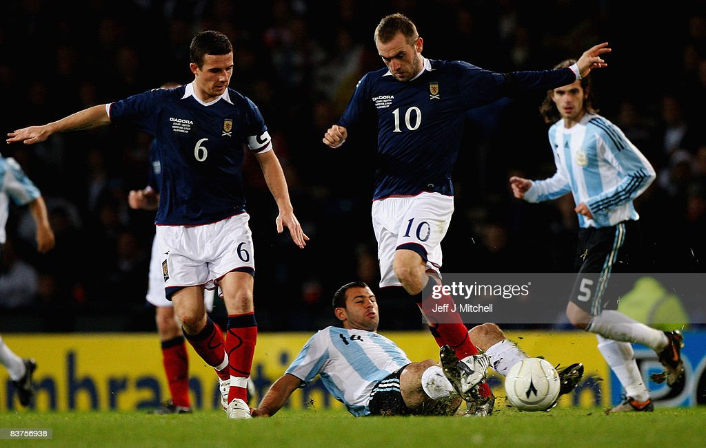 Scotland v Argentina - International Friendly : News Photo