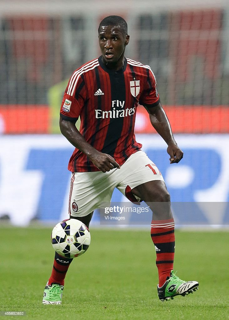 cristian zapata of ac milan during the serie a match between ac milan news photo getty images. Black Bedroom Furniture Sets. Home Design Ideas