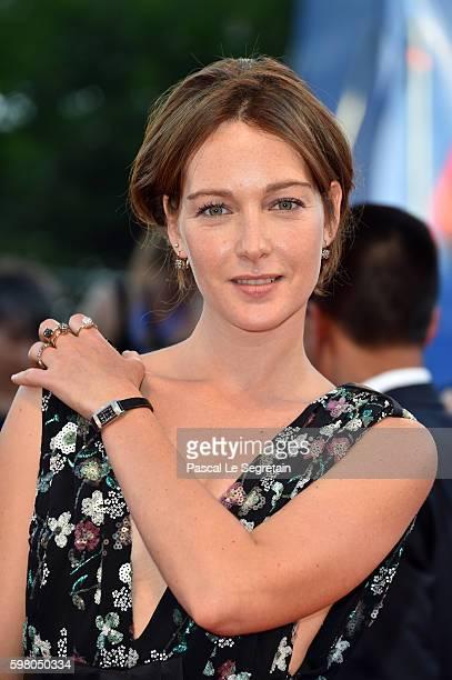 Cristiana Capotondi attends the opening ceremony and premiere of 'La La Land' during the 73rd Venice Film Festival at Sala Grande on August 31 2016...