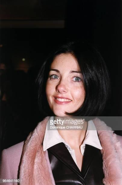 Cristiana Reali le 4 novembre 1998 à Paris, France.