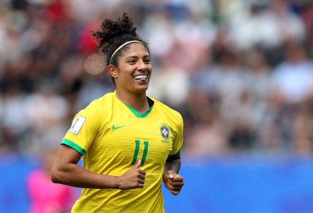 FRA: Brazil v Jamaica: Group C - 2019 FIFA Women's World Cup France