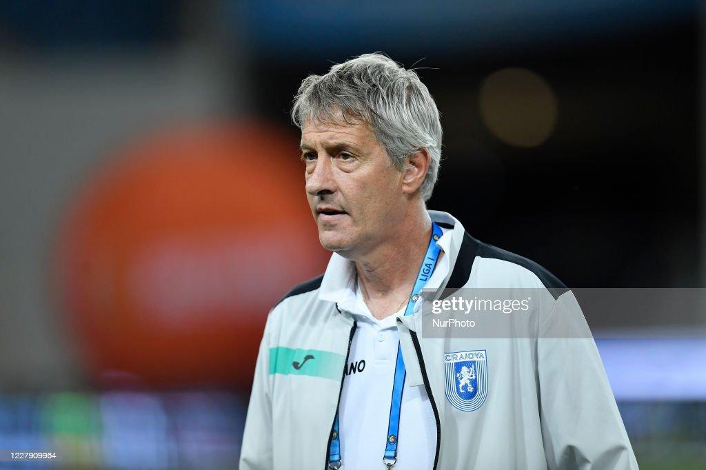 Univeristatea Craiova v CFR Cluj - Liga 1, Romania : News Photo