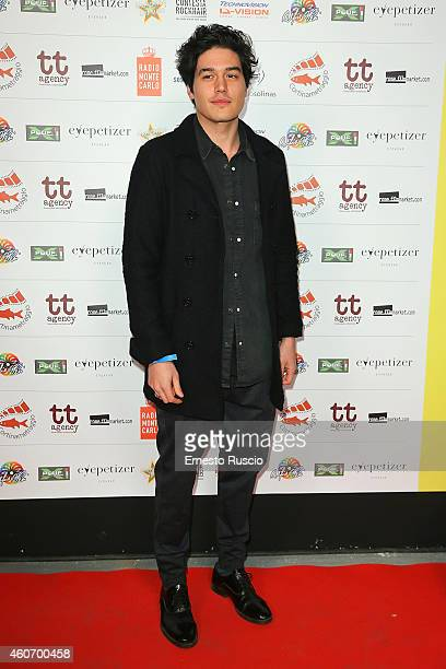 Cristiano Caccamo attends the Fabrique du Cinema party at Studios on December 19 2014 in Rome Italy