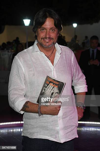 Cristiano De Andre attends the 2016 Ischia Global Film Music Fest on July 14 2016 in Ischia Italy