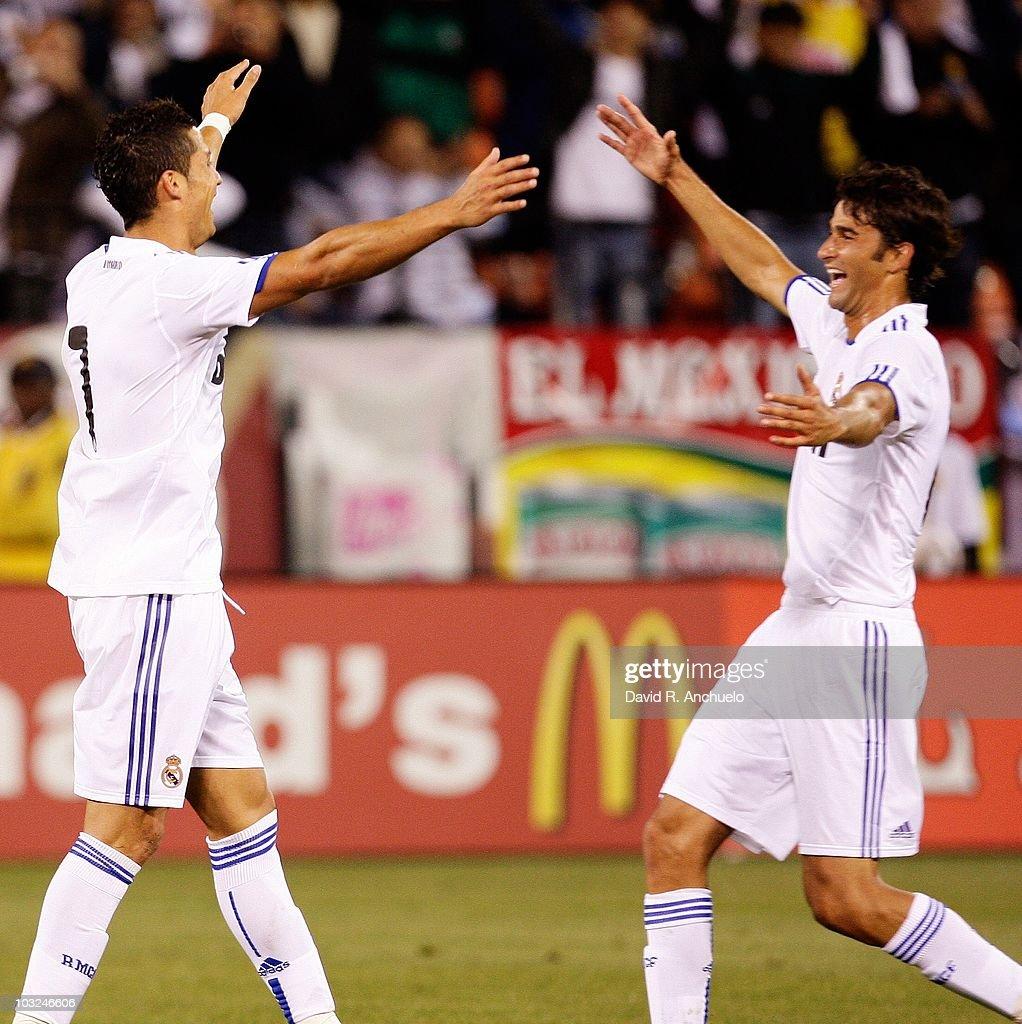 Club America v Real Madrid : Photo d'actualité