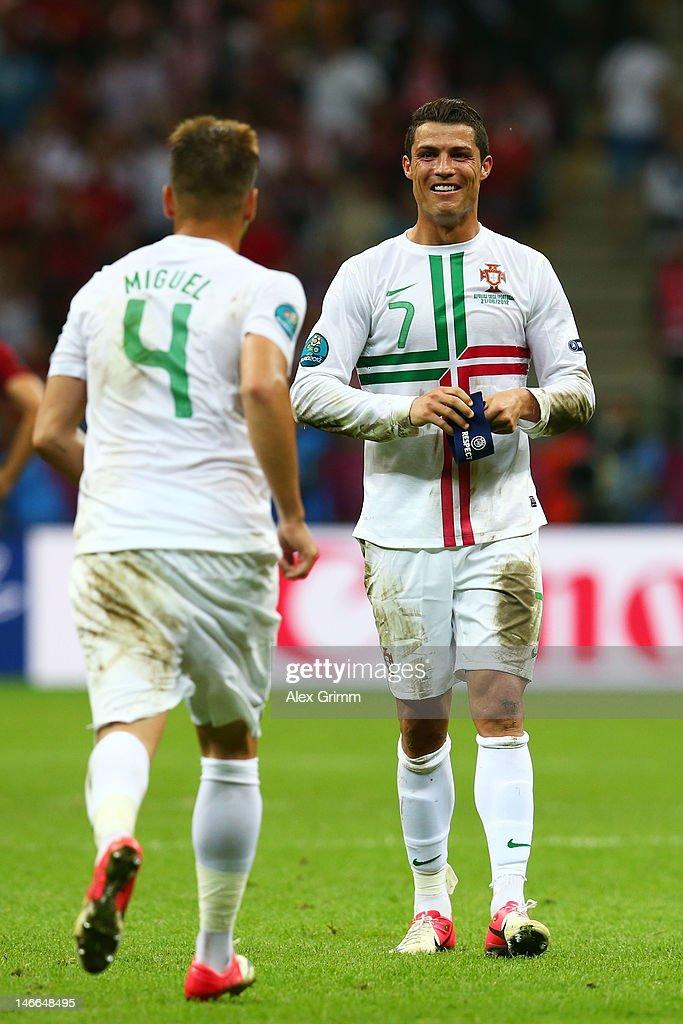 Czech Republic v Portugal - Quarter Final: UEFA EURO 2012