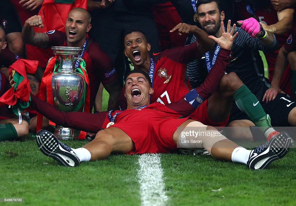 Portugal v France - Final: UEFA Euro 2016 : ニュース写真