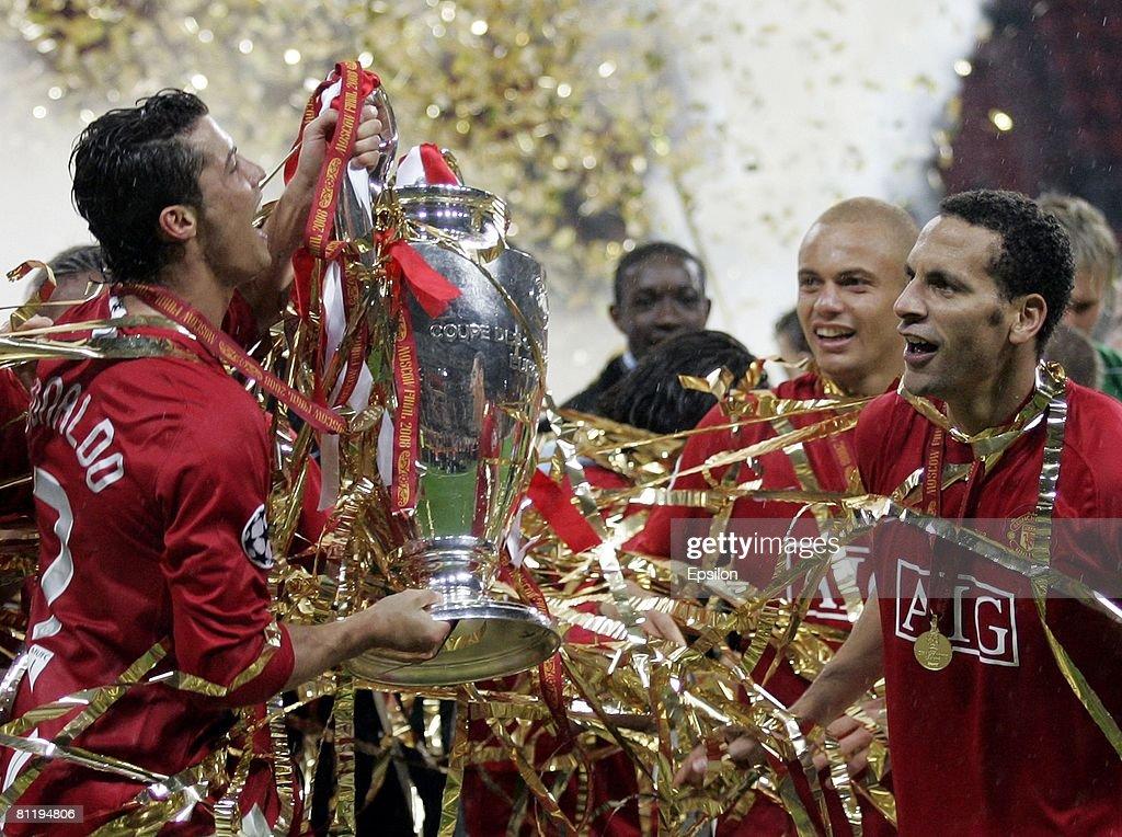 UEFA Champions League Final - Chelsea v Manchester United : News Photo