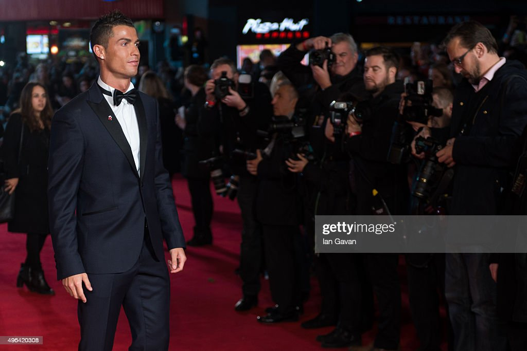 """Ronaldo"" - World Premiere - Red Carpet Arrivals : News Photo"