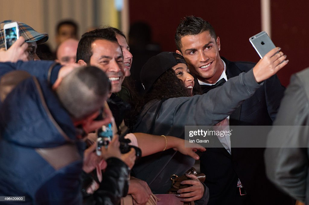 """Ronaldo"" - World Premiere - Red Carpet Arrivals : News Photo"