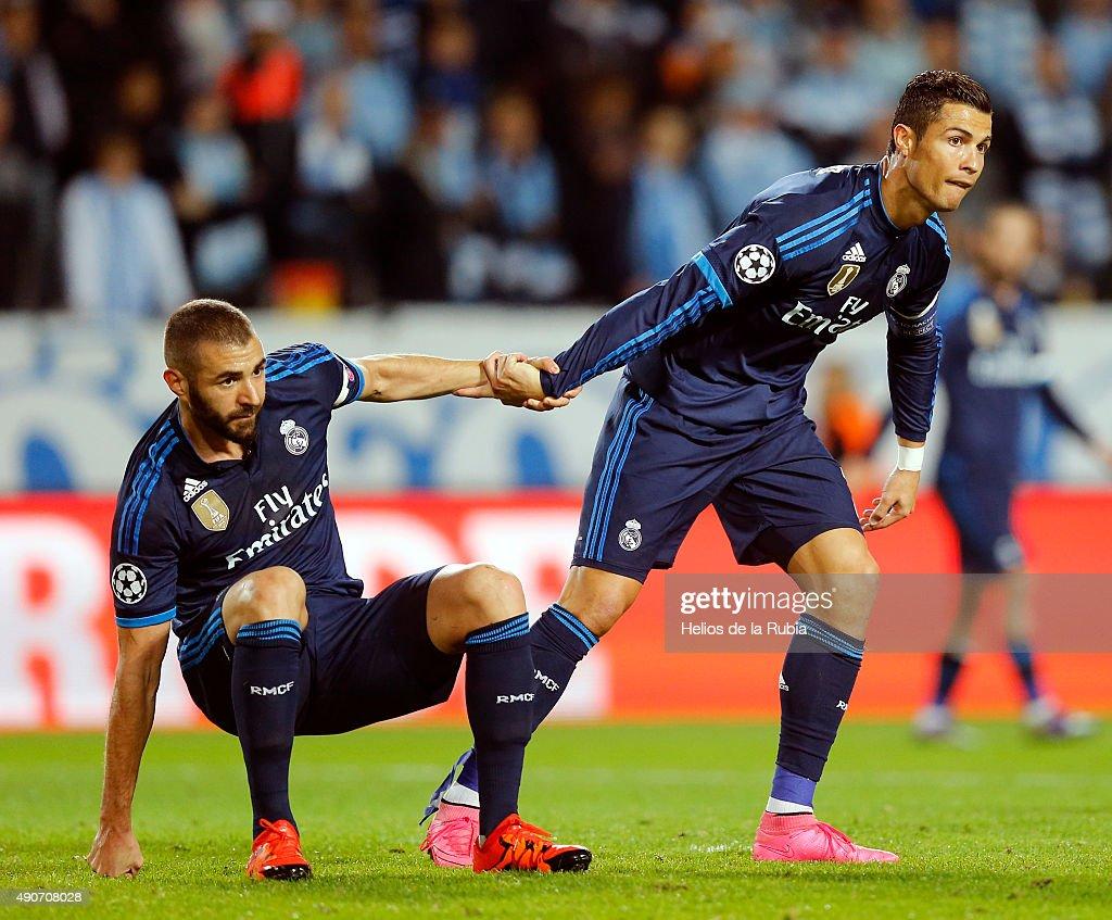 Malmo FF v Real Madrid CF - UEFA Champions League : News Photo