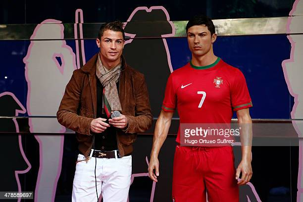 Cristiano Ronaldo joins other famous faces such as Iker Casillas, Fernando Torres or David Villa, where thousands of fans of the Portuguese star will...
