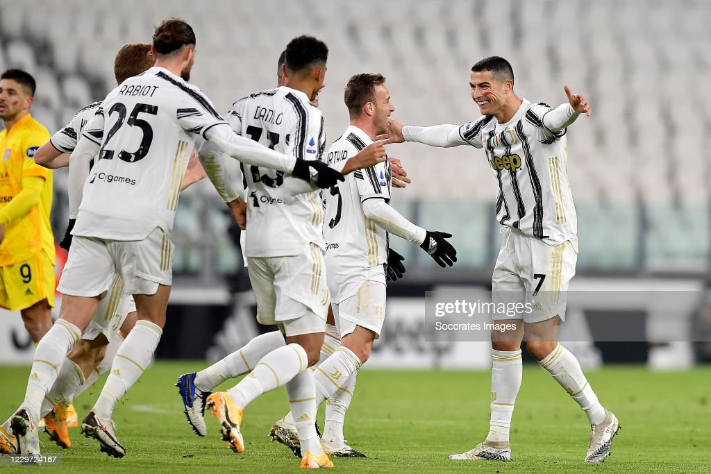 Juventus v Cagliari Calcio - Italian Serie A : News Photo