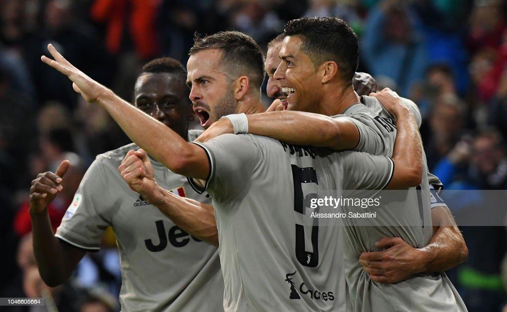 Udinese v Juventus - Serie A : ニュース写真