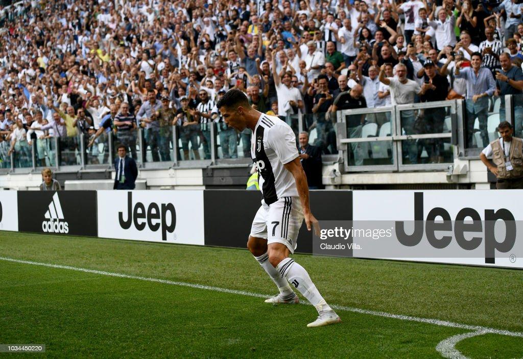 Juventus v US Sassuolo - Serie A : ニュース写真