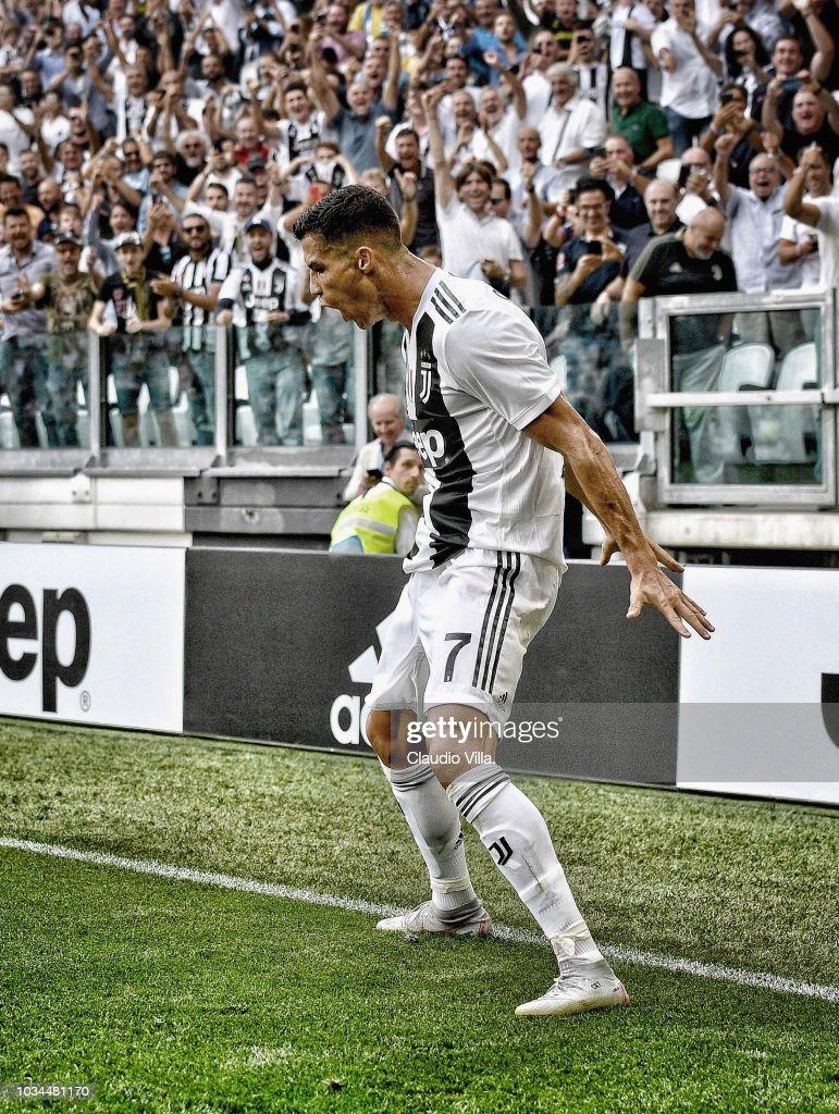 Juventus v US Sassuolo - Serie A : News Photo