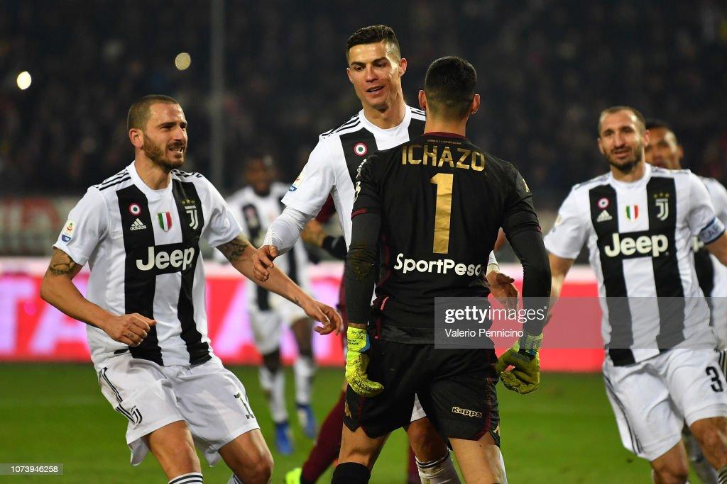 Torino FC v Juventus - Serie A : News Photo
