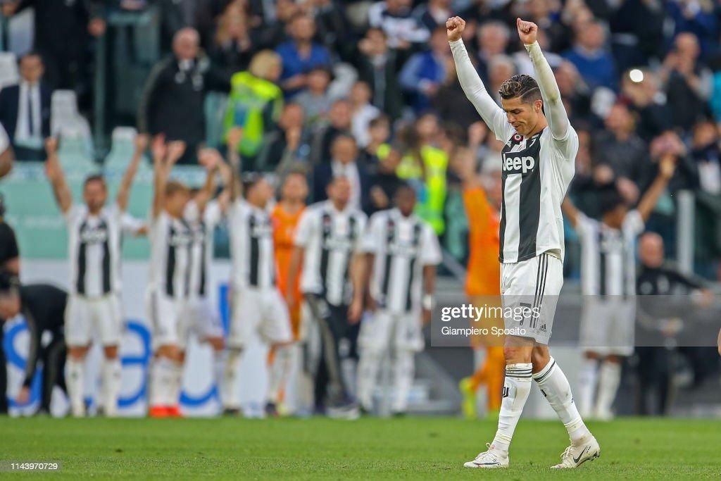 Juventus v ACF Fiorentina - Serie A : Nieuwsfoto's