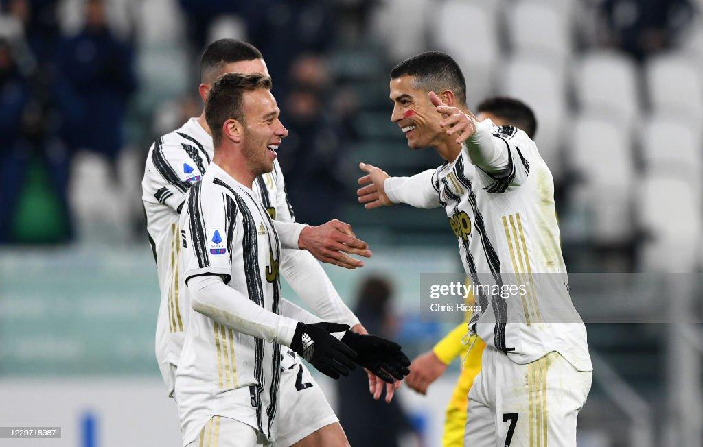 Juventus v Cagliari Calcio - Serie A : News Photo