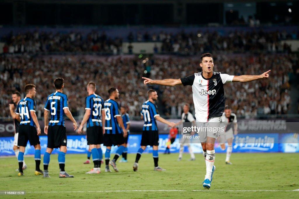 Juventus v FC Internazionale - 2019 International Champions Cup : News Photo