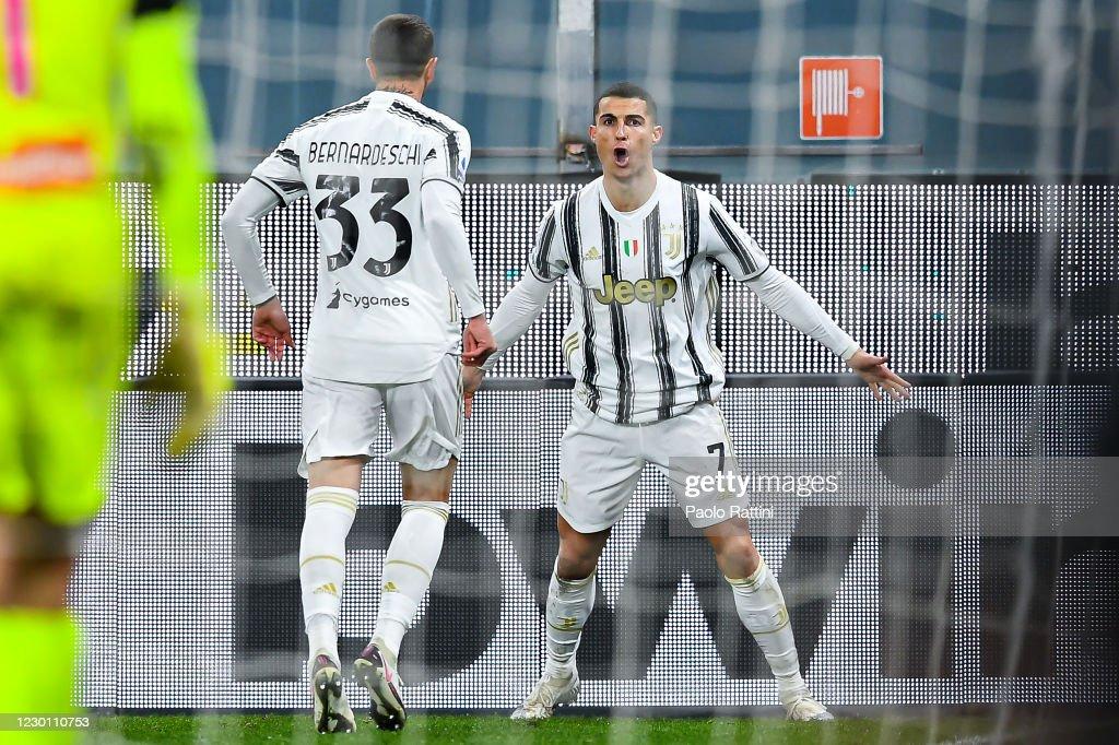 Genoa CFC v Juventus FC - Serie A : News Photo