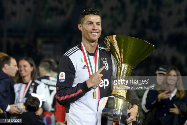 2 901 Serie A Trophy Photos And Premium High Res Pictures Getty Images