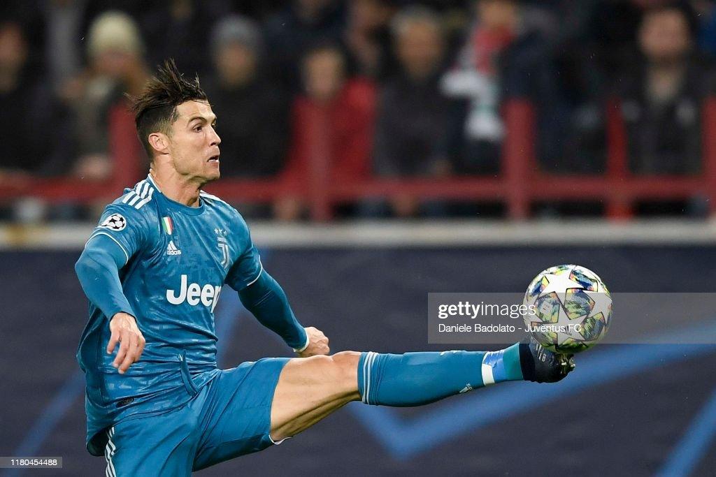 Lokomotiv Moskva v Juventus: Group D - UEFA Champions League : News Photo