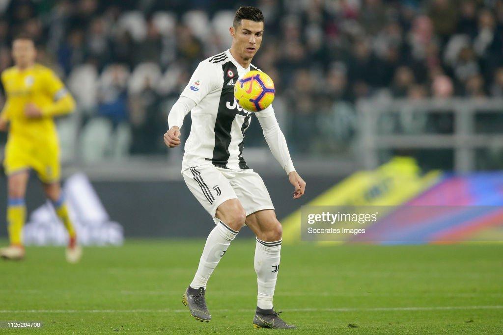 Juventus v Frosinone - Italian Serie A : News Photo