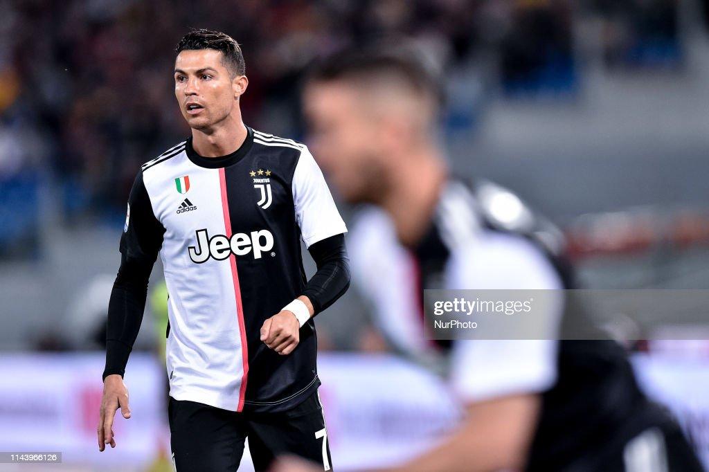 Roma v Juventus - Serie A : News Photo
