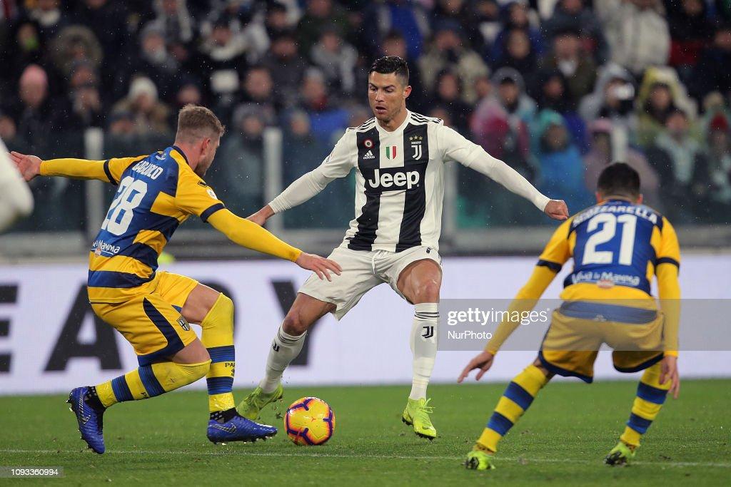 Juventus v Parma Calcio 1913 - Serie A : News Photo