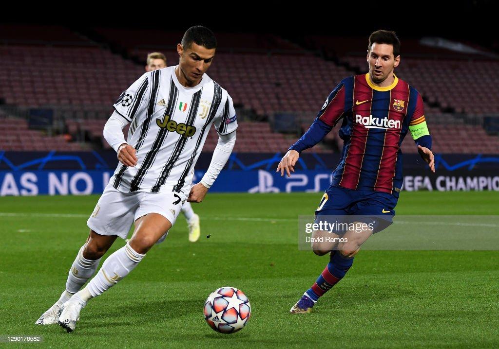 FC Barcelona v Juventus: Group G - UEFA Champions League : ニュース写真
