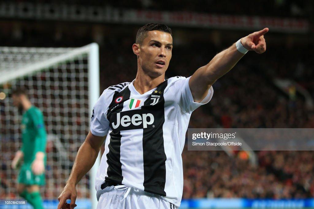 Manchester United v Juventus - UEFA Champions League Group H : News Photo