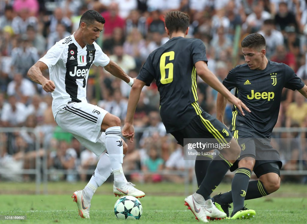 Juventus v Juventus U19 - Pre-Season Friendly : News Photo