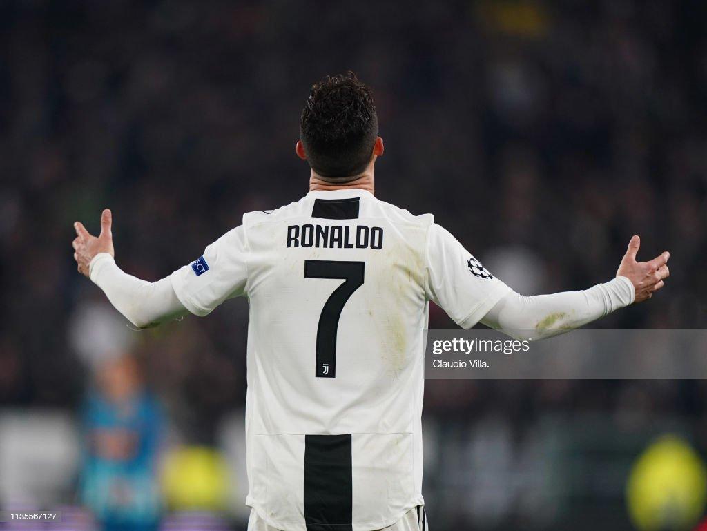Juventus v Club de Atletico Madrid - UEFA Champions League Round of 16: Second Leg : News Photo