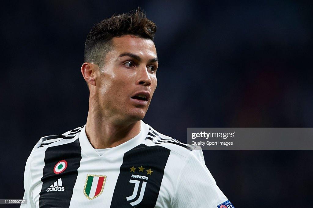 Juventus v Club Atletico de Madrid - UEFA Champions League Round of 16: Second Leg : News Photo