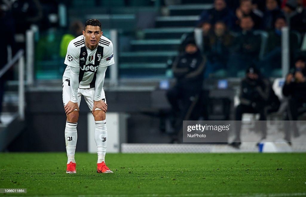 Juventus v Valencia - UEFA Champions League Group H : News Photo
