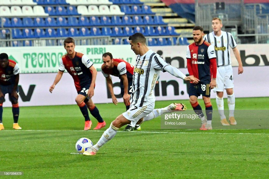 Cagliari Calcio  v Juventus - Serie A : News Photo