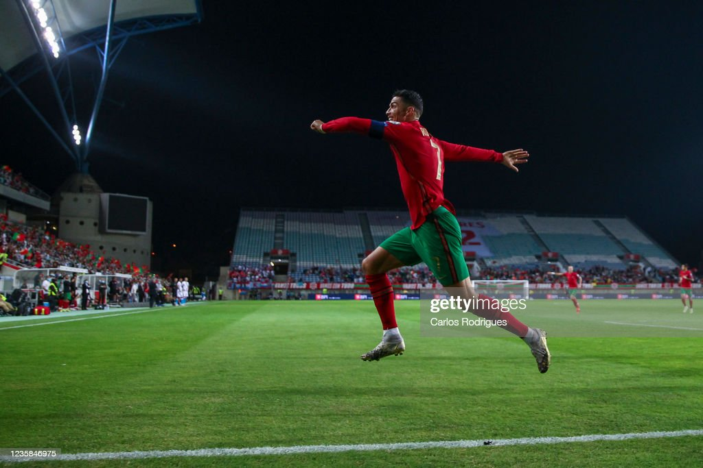 Portugal v Luxembourg - 2022 FIFA World Cup Qualifier : News Photo