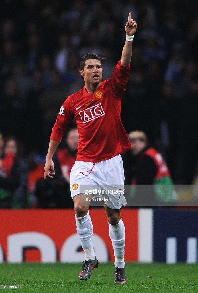 Manchester United v Chelsea - UEFA Champions League Final : News Photo