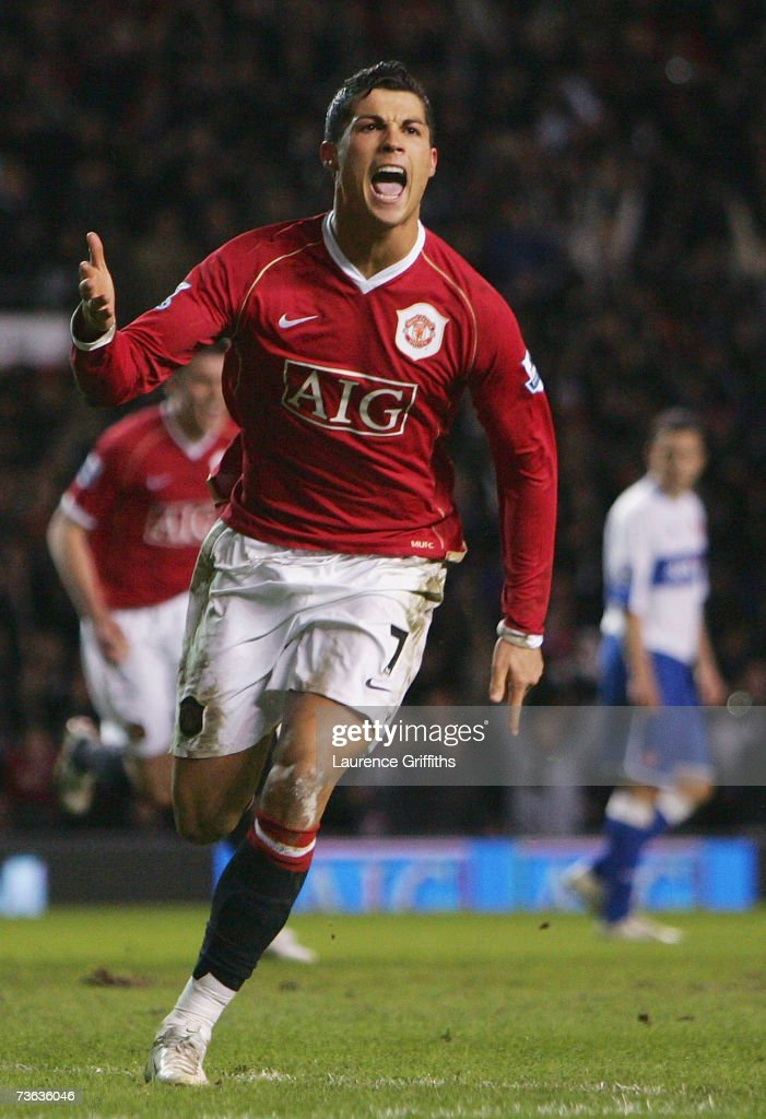 FA Cup Quarter Final Replay - Manchester United v Middlesbrough : Photo d'actualité
