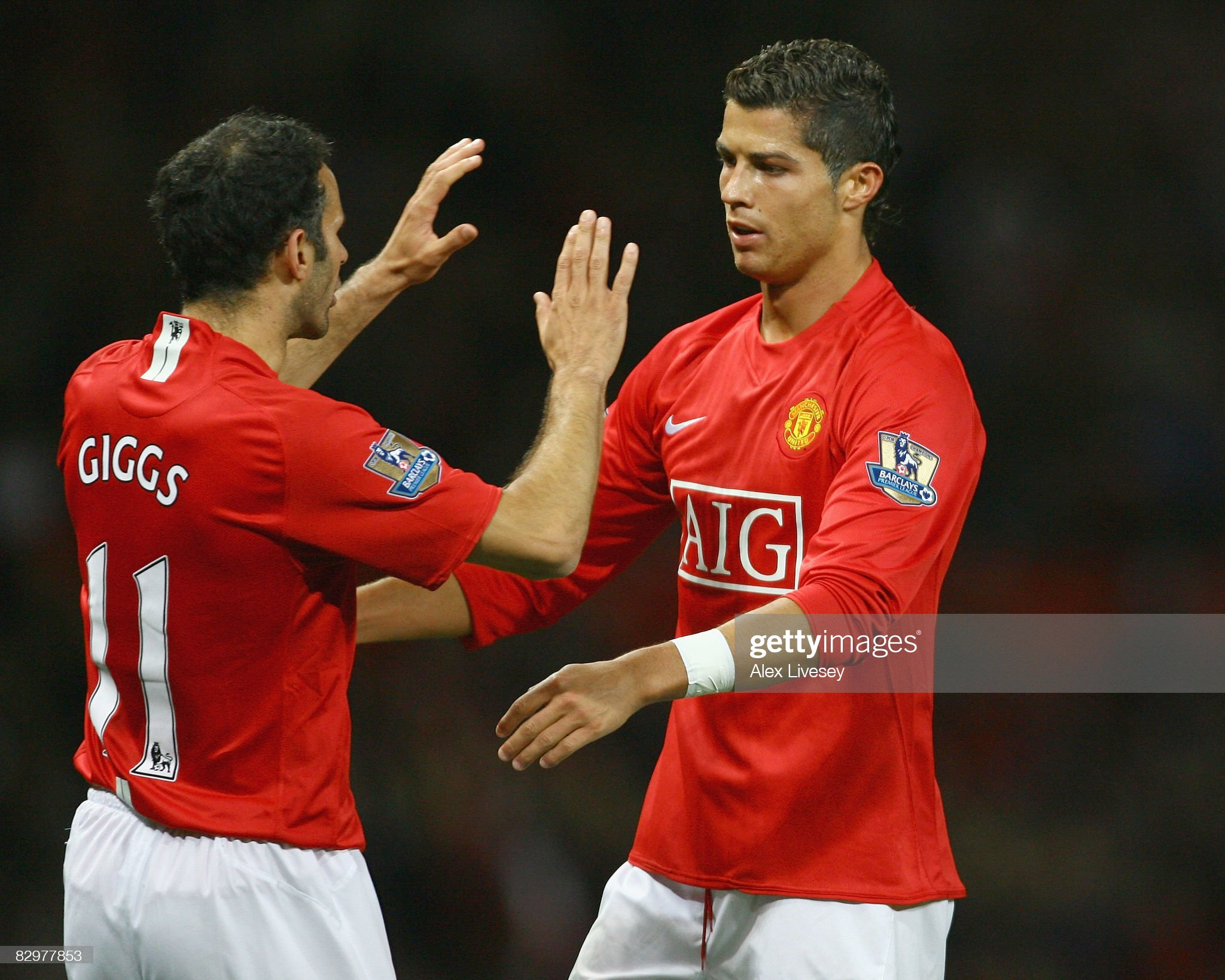 Manchester United v Middlesbrough - Carling Cup : News Photo