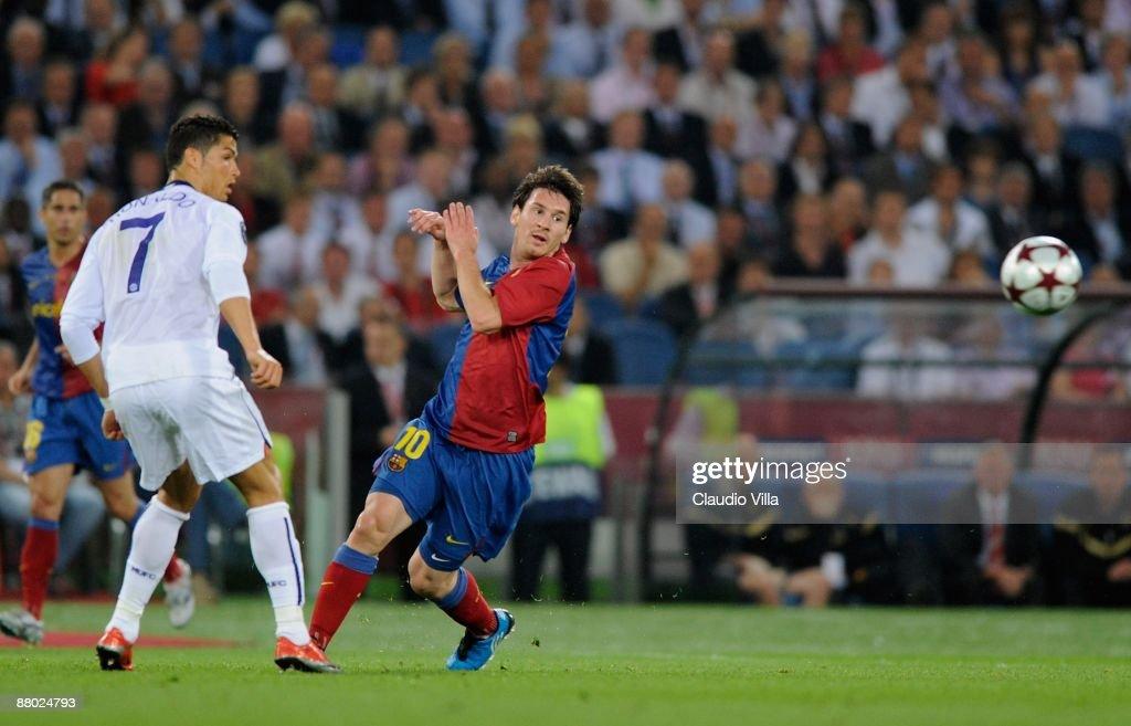 Barcelona v Manchester United - UEFA Champions League Final : Fotografía de noticias