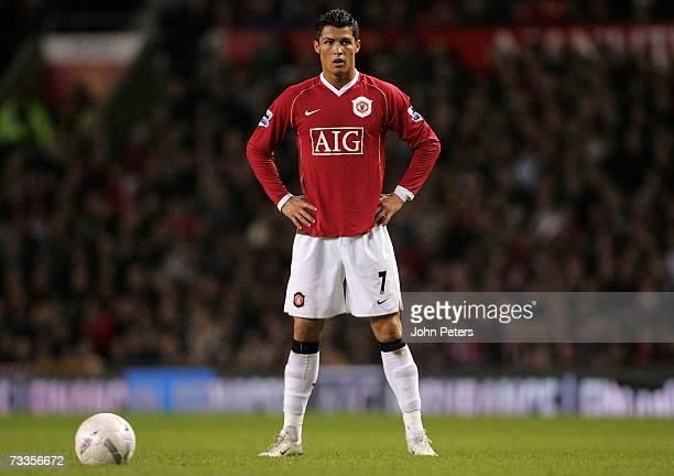 detailed look f3ac3 31f28 Cristiano Ronaldo Manchester United Premium Pictures, Photos ...